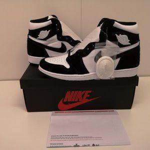 Nike Air Jordan 1 High OG Twist  Black White